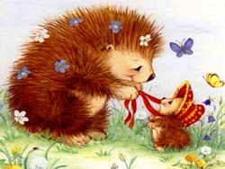 MothersDay-HedgehogMother